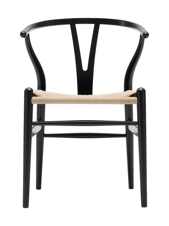 Carl Hansen&Son - CH 24 Wishbone -tuoli - MUSTA | Stockmann - photo 1