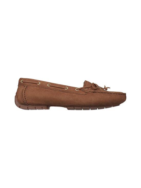 Clarks - Boat loafer -mokkanahkaloaferit - TAN | Stockmann - photo 1