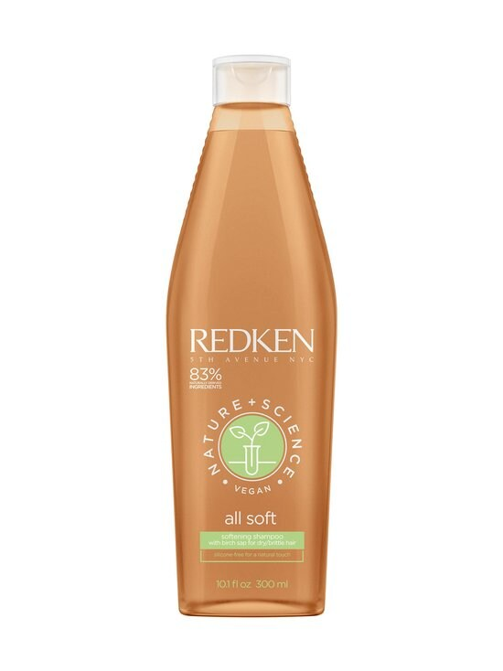 Redken - Natural Science All Soft -shampoo 300 ml - NOCOL | Stockmann - photo 1
