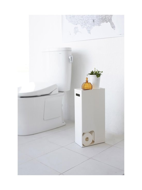 Yamazaki - Tower Toilet Paper Stocker -WC-paperiteline - WHITE | Stockmann - photo 6