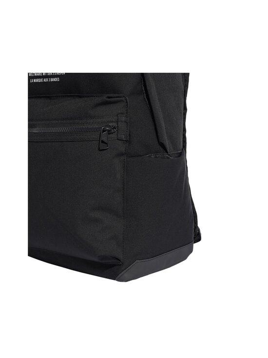 adidas Performance - Classic Twill Fabric -reppu - BLACK/BLACK/WHITE   Stockmann - photo 4