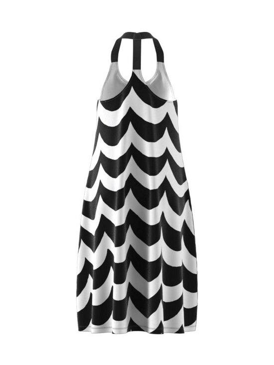 adidas x Marimekko - Tank Dress -mekko - BLACK/WHITE BLACK/WHITE   Stockmann - photo 3
