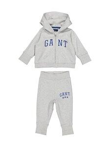 GANT - Varisity Set -collegesetti - 94 LIGHT GREY MELANGE | Stockmann