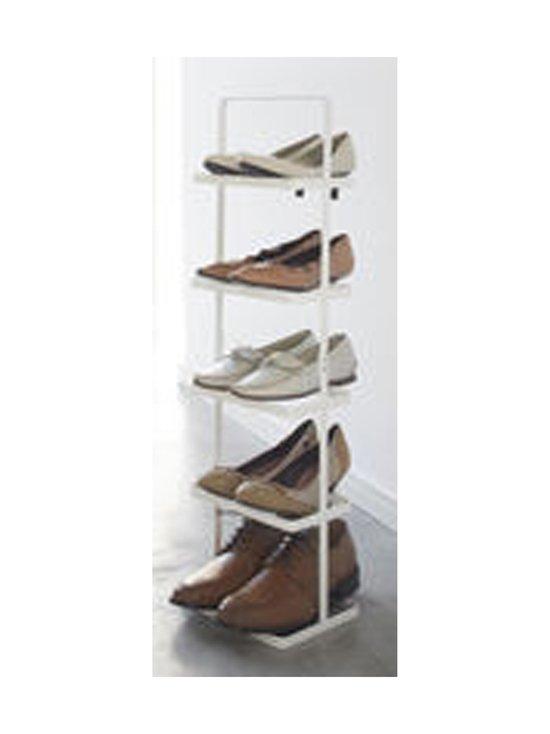 Tower Shoe Rack -kenkähylly 22 × 18 × 77,5 cm