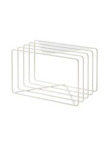 BEdesign - Lume-kenkäteline, pieni - VALKOINEN | Stockmann