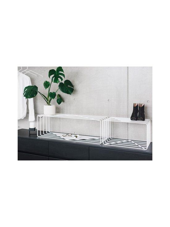 BEdesign - Lume-kenkäteline, pieni - VALKOINEN | Stockmann - photo 2