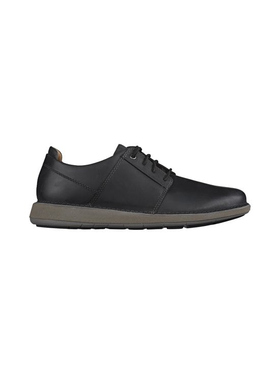 Clarks - Un Larvik -nahkakengät - BLACK | Stockmann - photo 1