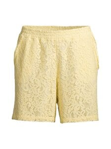 Rosemunde - Shorts Lounge W Lace -shortsit - 632 VANILLA YELLOW | Stockmann