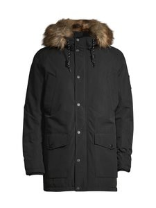 Jack & Jones - JjSky Parka -takki - BLACK | Stockmann