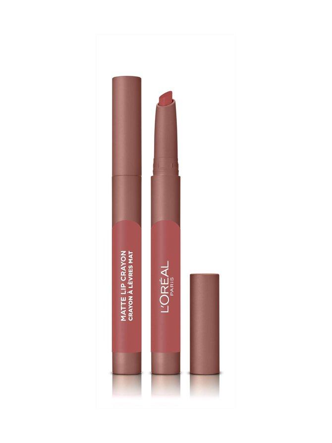 Matte Lip Crayon -huulipuna 2,5 g