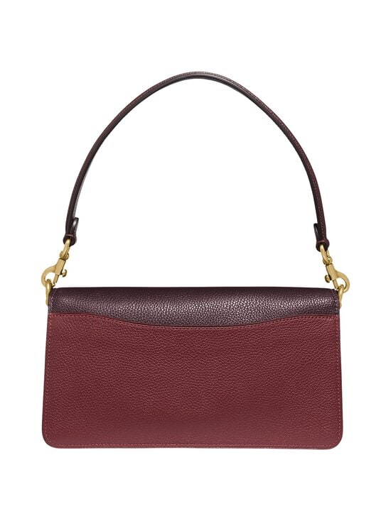 Coach - Tabby Shoulder Bag 26 In Colorblock -nahkalaukku - B4MZI B4/WINE MULTI | Stockmann - photo 2