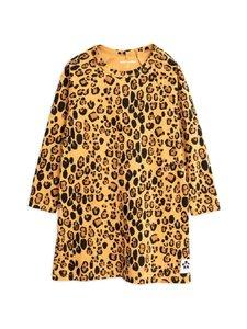 Mini Rodini - Basic Leopard -mekko - BEIGE | Stockmann