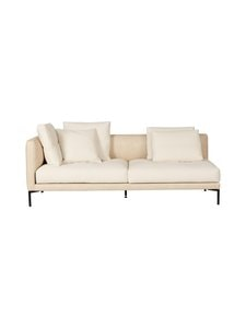 Interface - Coco-sohva 209 x 95 x 72 cm - BEIGE, CAFFE LATTE/KERNER | Stockmann