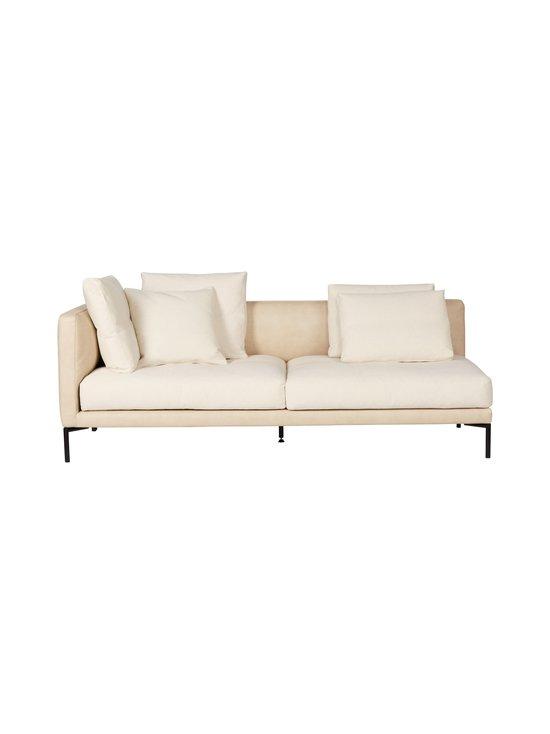 Interface - Coco-sohva 209 x 95 x 72 cm - BEIGE, CAFFE LATTE/KERNER | Stockmann - photo 1