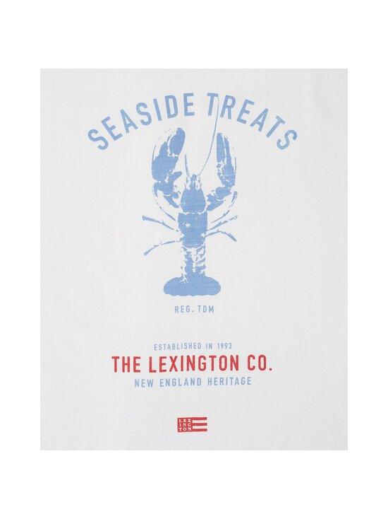 Lexington - Lobster Cotton Kitchen Towel -keittiöpyyhe - WHITE/RED/BLUE | Stockmann - photo 3