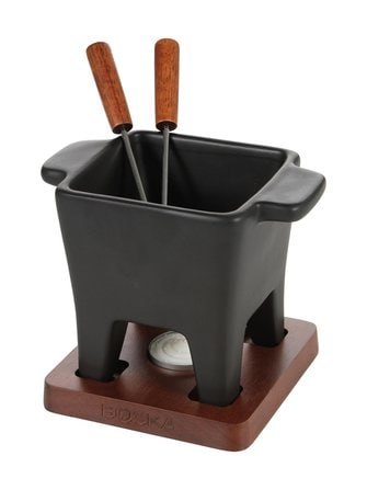Tapas fondue pot set 0.2 l - BOSKA