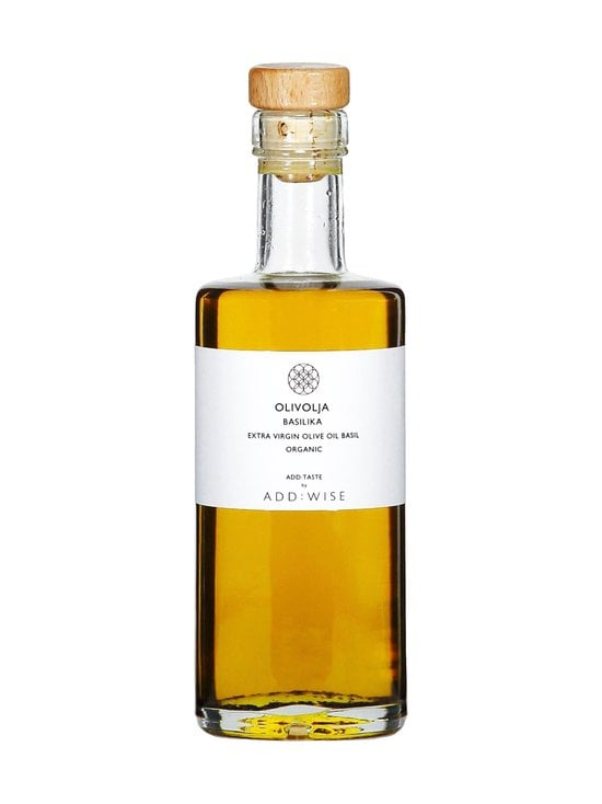ADD:WISE - Extra Virgin Olive Oil Basilika -oliiviöljy 250 ml - NOCOL | Stockmann - photo 1