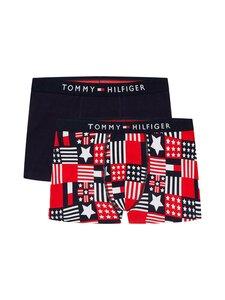 Tommy Hilfiger - Trunk-bokserit 2-pack - 0WR MBU/TOMMYLAND/AOP/DESERT SKY | Stockmann