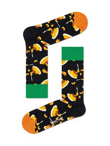 Happy Socks - Mac & Cheese -sukat - 9000-BLACK | Stockmann