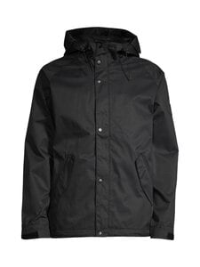 Makia - Region Jacket -takki - 999 BLACK | Stockmann