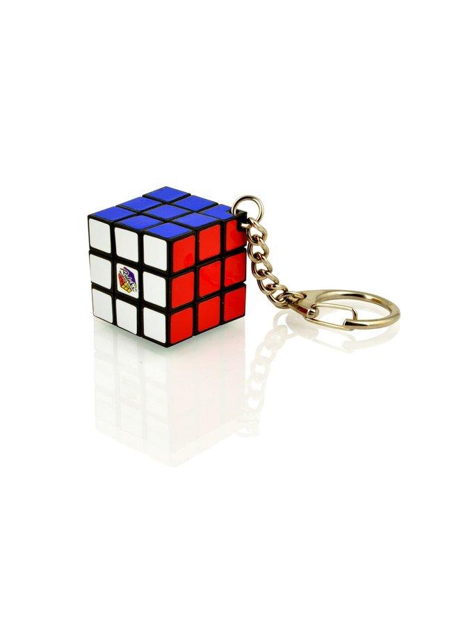 Rubikin kuutio -avaimenperä