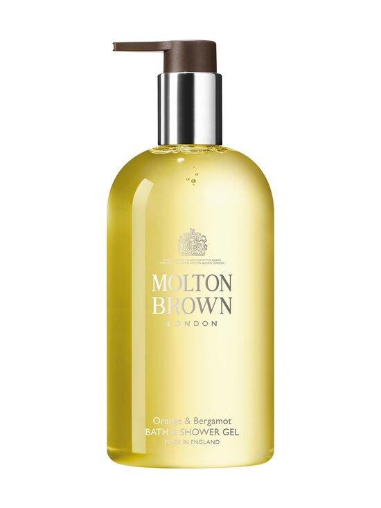 Molton Brown - Orange & Bergamot Bath & Shower Gel -suihkugeeli 500 ml - NOCOL   Stockmann - photo 1