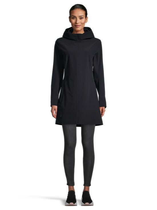 Ubr - W Althena Coat -takki - 995 PURE BLACK | Stockmann - photo 2