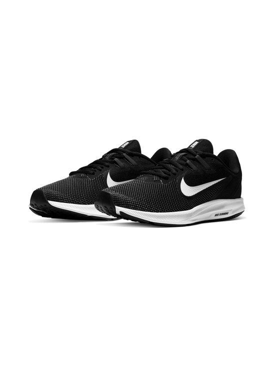 Nike - Downshifter 9 -sneakerit - 001 BLACK/WHITE-ANTHRACITE-COOL GREY   Stockmann - photo 3