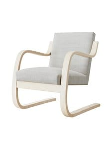 Artek - 402-nojatuoli - CREAM/STEEL GREY | Stockmann