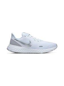 Nike - Revolution 5 -juoksukengät - 100 WHITE/WOLF GREY-PURE PLATINUM | Stockmann
