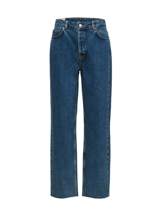 SlfKate HW Straight Cruz Jeans -farkut