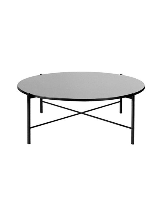 Hakola - Round-pöytä 90 x 32 cm - MUSTA | Stockmann - photo 1