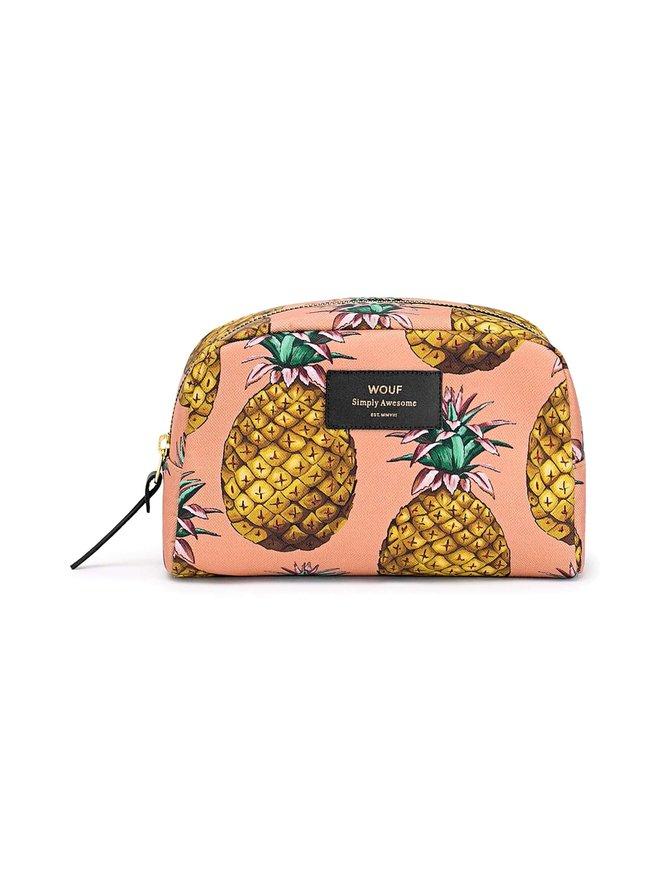 Ananas Big -kosmetiikkalaukku