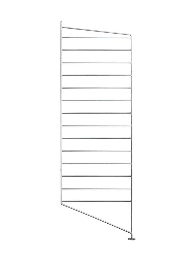String System -lattiasivupaneeli 85 x 30 cm, 2 kpl