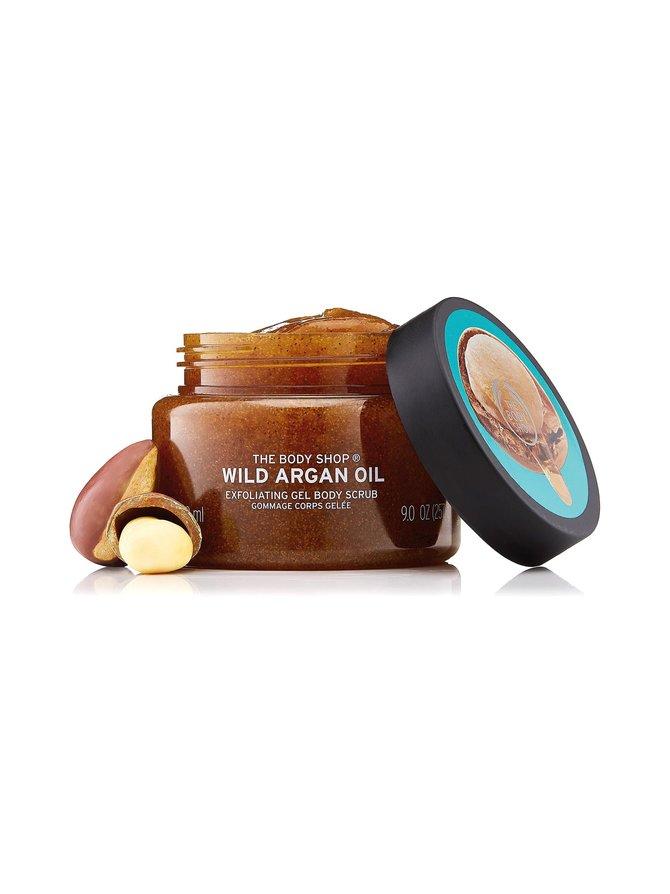 Body Scrub Wild Argan Oil -vartalokuorinta 200 ml