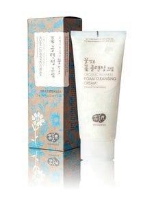 Whamisa - Organic Flowers Foam Cleansing Cream -puhdistusvoide 200 ml | Stockmann