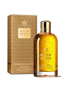Molton Brown - Mesmerising Oudh Accord & Gold Precious Bathing Oil -kylpyöljy 200 ml | Stockmann