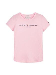Tommy Hilfiger - Essential Tee -paita - TOJ ROMANTIC PINK | Stockmann