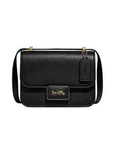 Coach - Alie Shoulder Bag 18 -nahkalaukku - B4/BK B4/BLACK   Stockmann