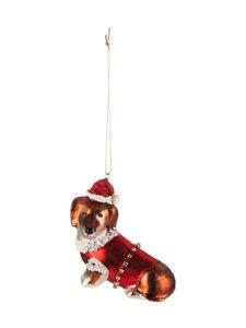 Casa Stockmann - Koira-joulukoriste - BROWN | Stockmann