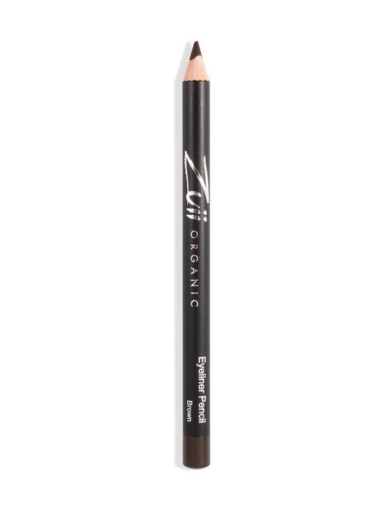 Zuii Organic - Eyeliner Pencil -silmänrajauskynä 1,2 g - BROWN | Stockmann - photo 1