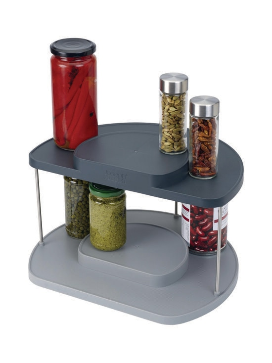 Joseph Joseph - CupboardStore 2-tier Rotating Organiser -teline keittiön kaappiin - BLUE   Stockmann - photo 3
