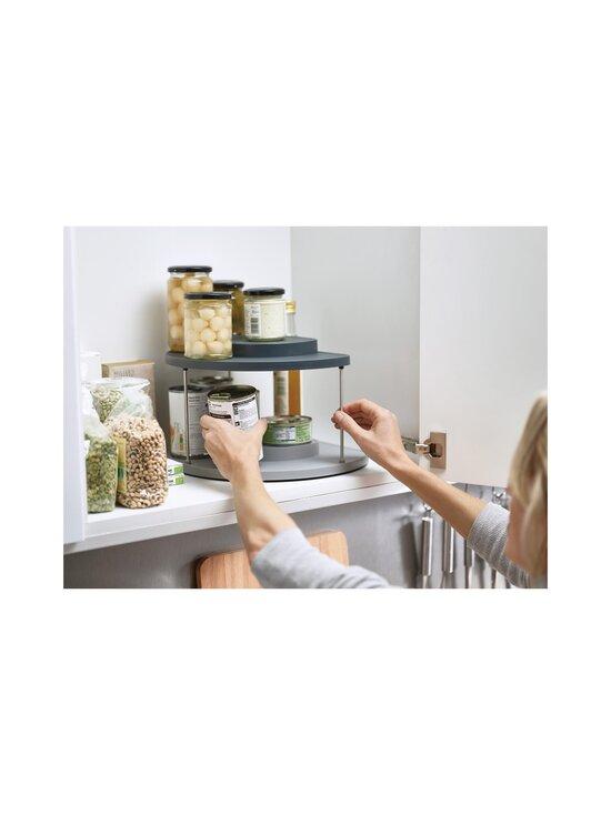 Joseph Joseph - CupboardStore 2-tier Rotating Organiser -teline keittiön kaappiin - BLUE   Stockmann - photo 6