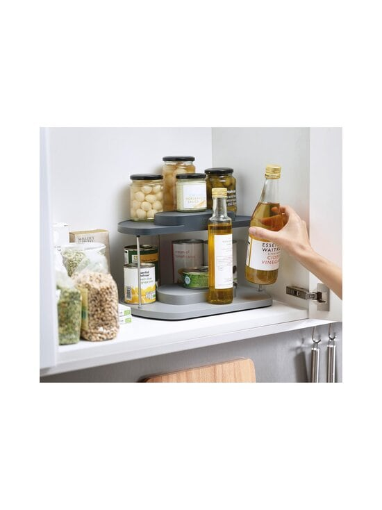 Joseph Joseph - CupboardStore 2-tier Rotating Organiser -teline keittiön kaappiin - BLUE   Stockmann - photo 7