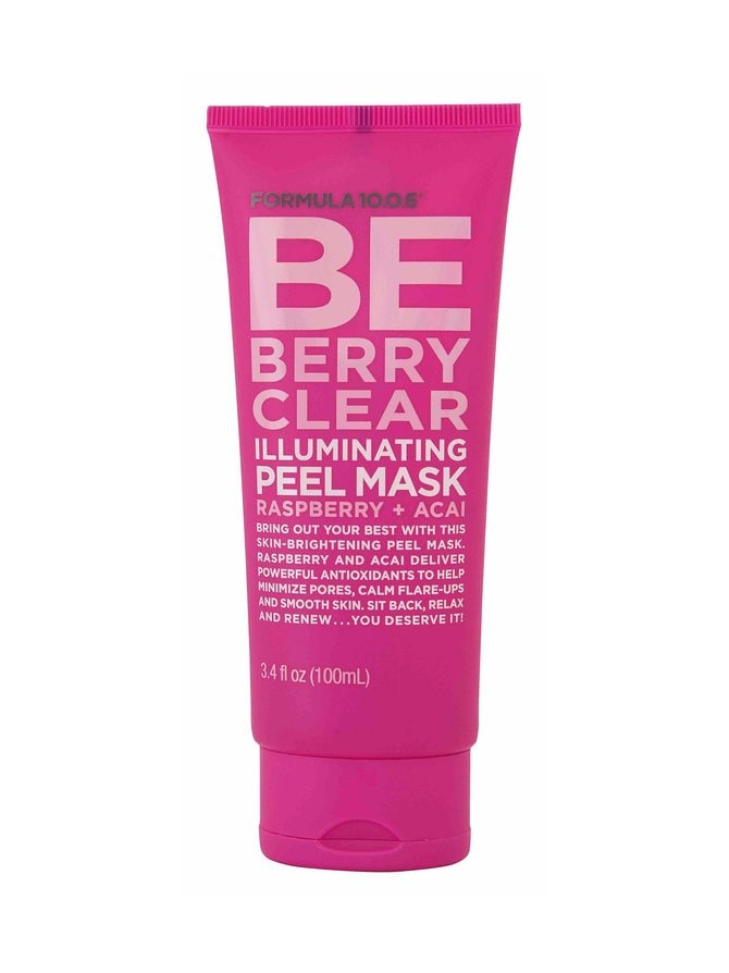 BE BERRY Clear -kirkastava Peel Off -naamio 100 ml