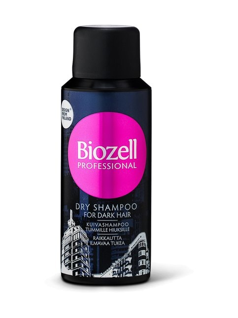 Kuivashampoo tummille hiuksille 100 ml