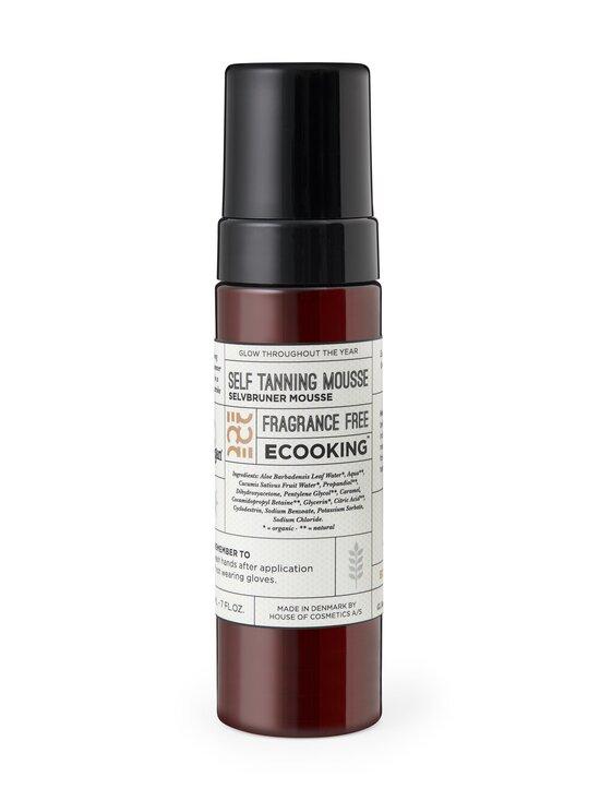 Ecooking - Self Tanning Mousse -itseruskettava vaahto 200 ml - NOCOL | Stockmann - photo 1