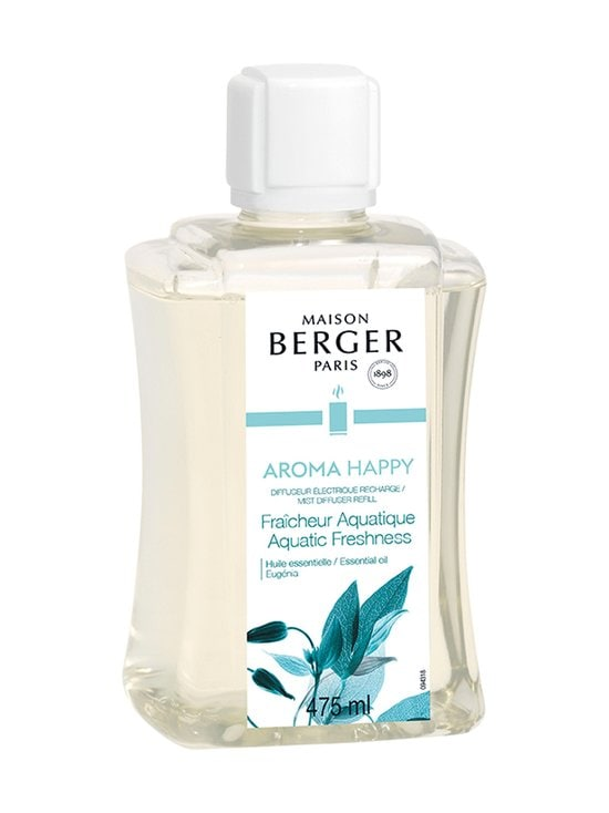Lampe Berger - Aroma Happy Aquatic Freshness -täyttöpakkaus 475 ml - NOCOL | Stockmann - photo 1