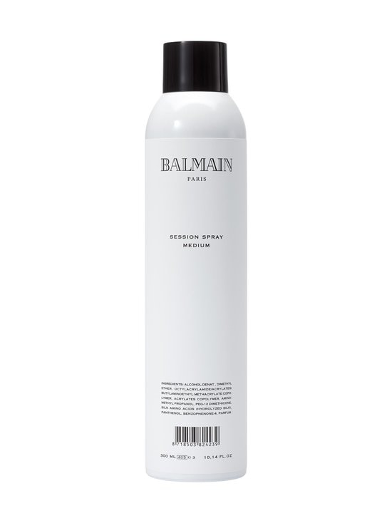 Balmain hair - Balmain Session Spray Medium Hairspray -hiuskiinne 300 ml   Stockmann - photo 1