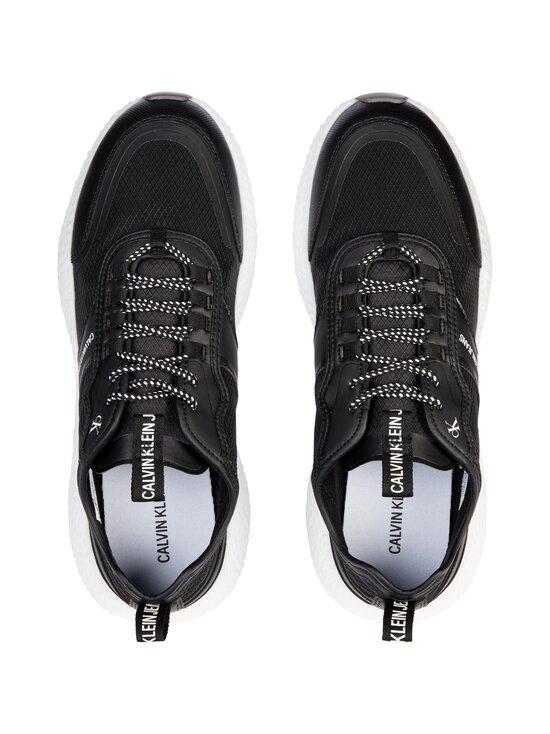Calvin Klein Footwear - Runner Sneaker Laceup PU-NY -sneakerit - BDS BLACK | Stockmann - photo 4
